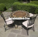 patio metal furniture jakarta