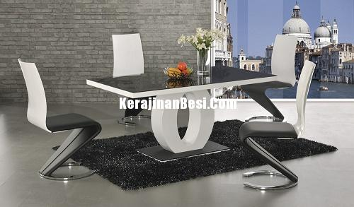 Meja Ourin Stainless Untuk cafe