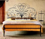 Ovaliano Beds Iron Furniture Elegan Untuk India
