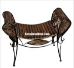 Wormin Chair Iron Furniture Untuk Korea