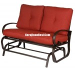 loveseat Sofa Iron Furniture