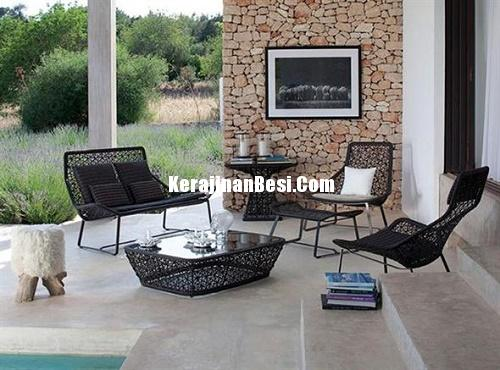 Chairs For Enjoying the Landscape Around the House