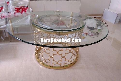 Melodi Table Order Vila Bali