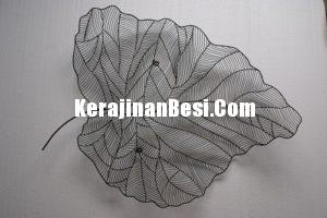Wall Decoration Leaf For Jakarta Restaurant