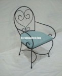 Arm Chair Blue Sky 2 Hotel Surabaya
